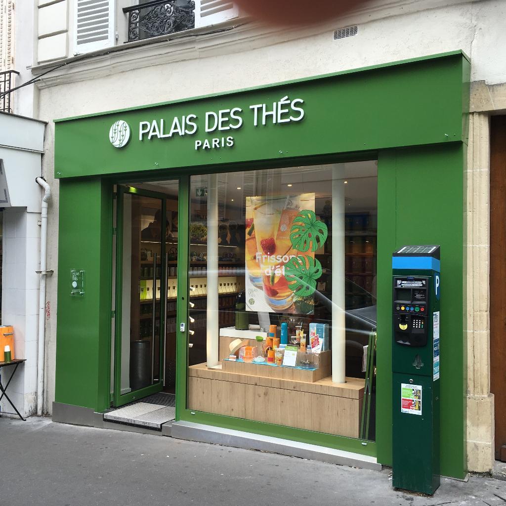 Palais des th s alimentation g n rale 13 rue des for Restaurant le miroir rue des martyrs