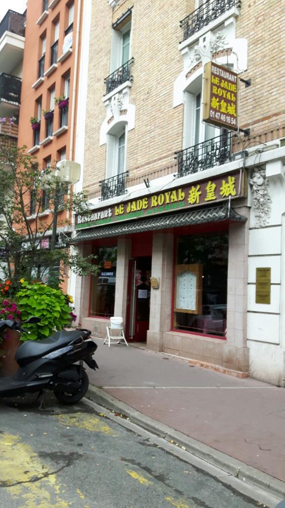 Restaurant Chatillon Rue De La Mairie