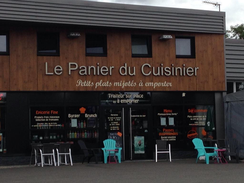 Le panier du cuisinier traiteur 140 rue perri res 41350 saint gervais la for t adresse horaire - La table du cuisinier saint gervais la foret ...