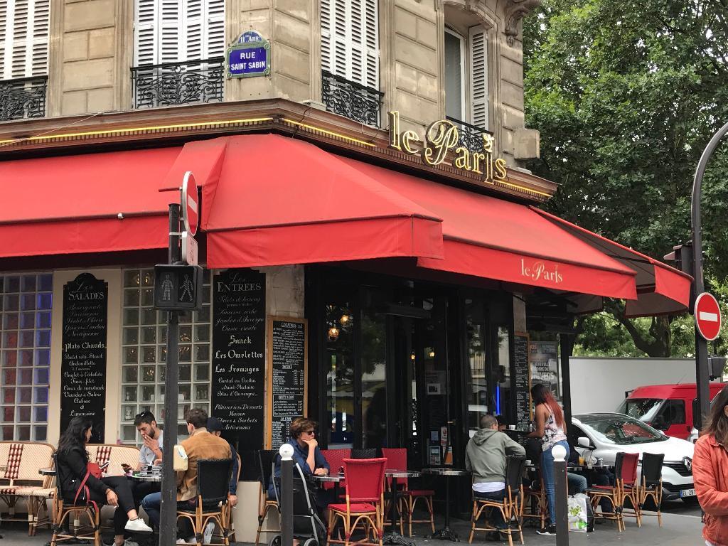 Connu Le Paris - Restaurant, 24 boulevard Richard Lenoir 75011 Paris  FE41