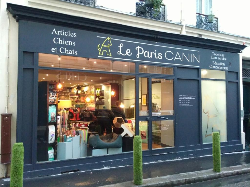 Le paris canin animalerie 123 rue des dames 75017 paris - Animalerie a paris chien ...