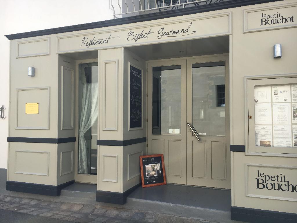 Le Petit Bouchot Restaurant 3 Rue Saint Louis 85330 Noirmoutier
