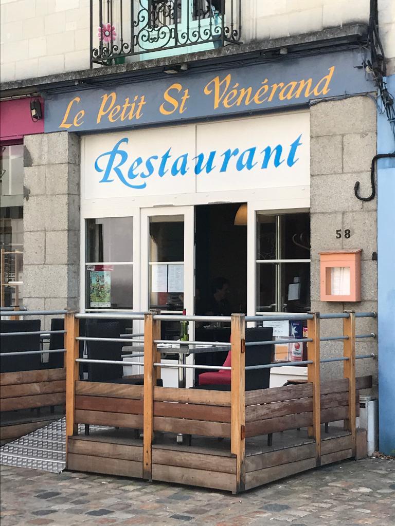 Restaurant Le Petit Saint Venerand