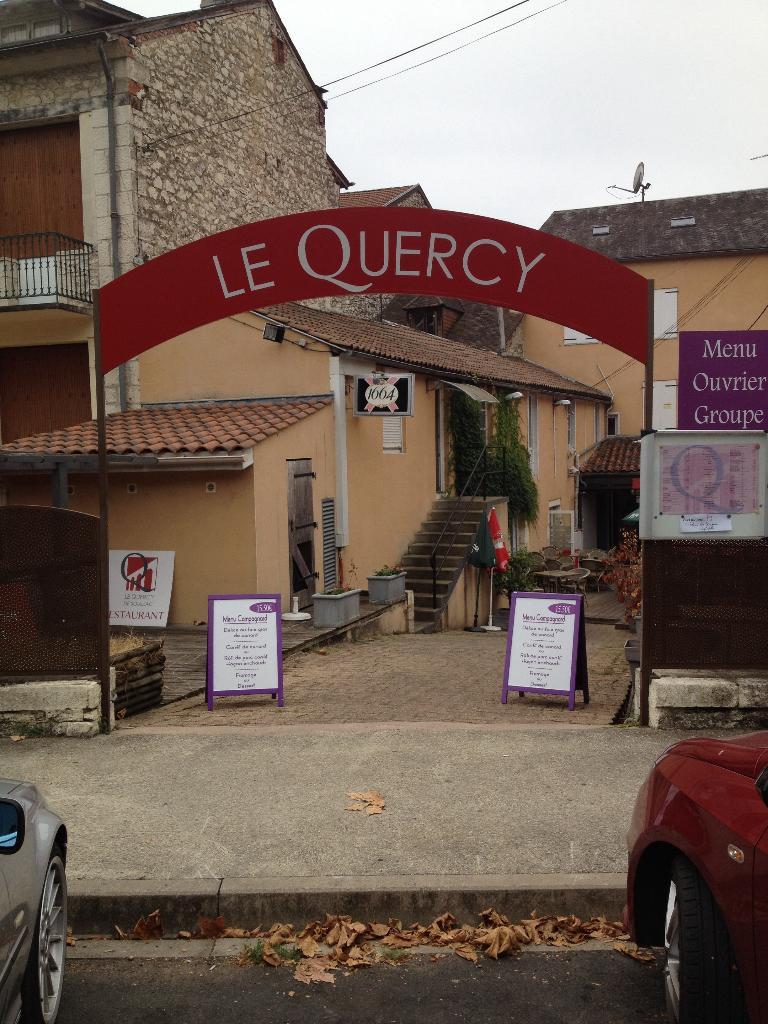 Restaurant Rue Louis Vicat