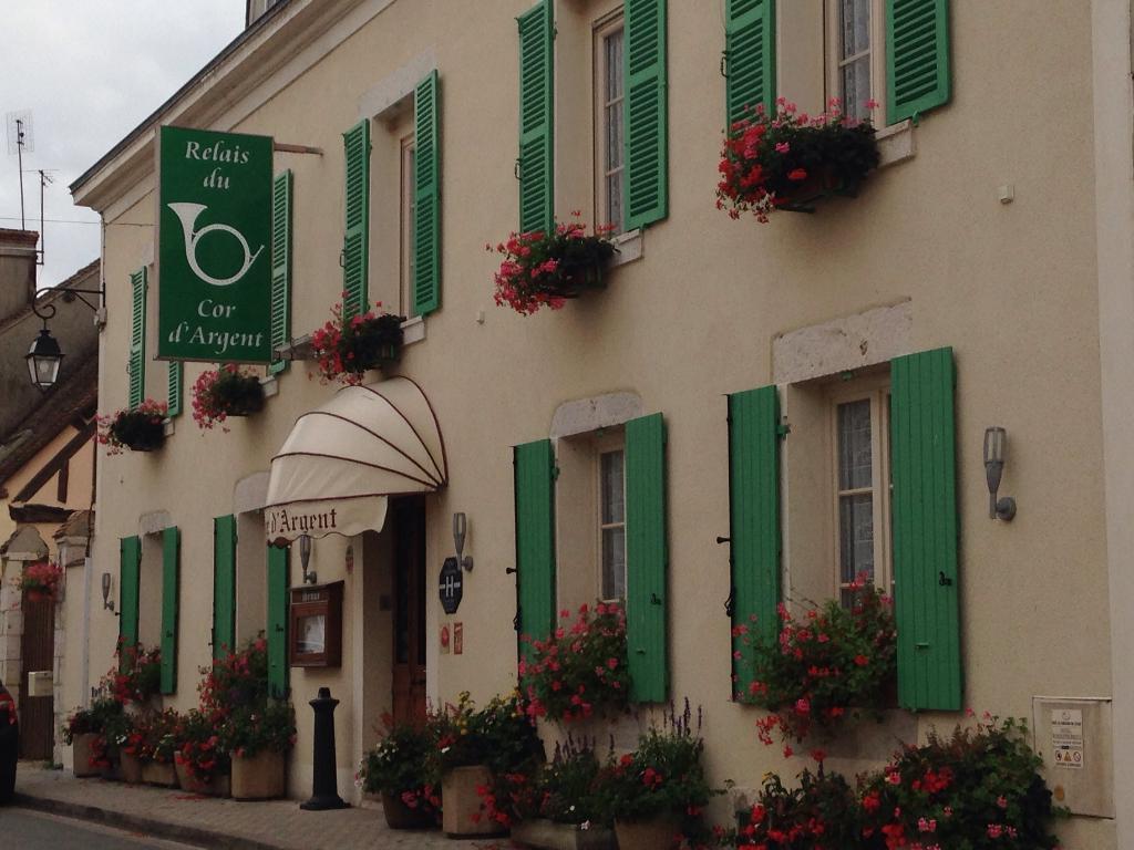 Hotel Restaurant Le Cor D Argent