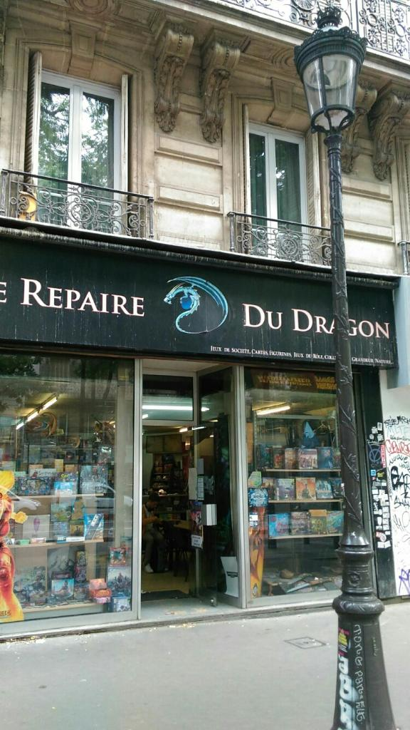 Le repaire du dragon jouets et jeux 43 bis avenue simon for Garage ad meaux