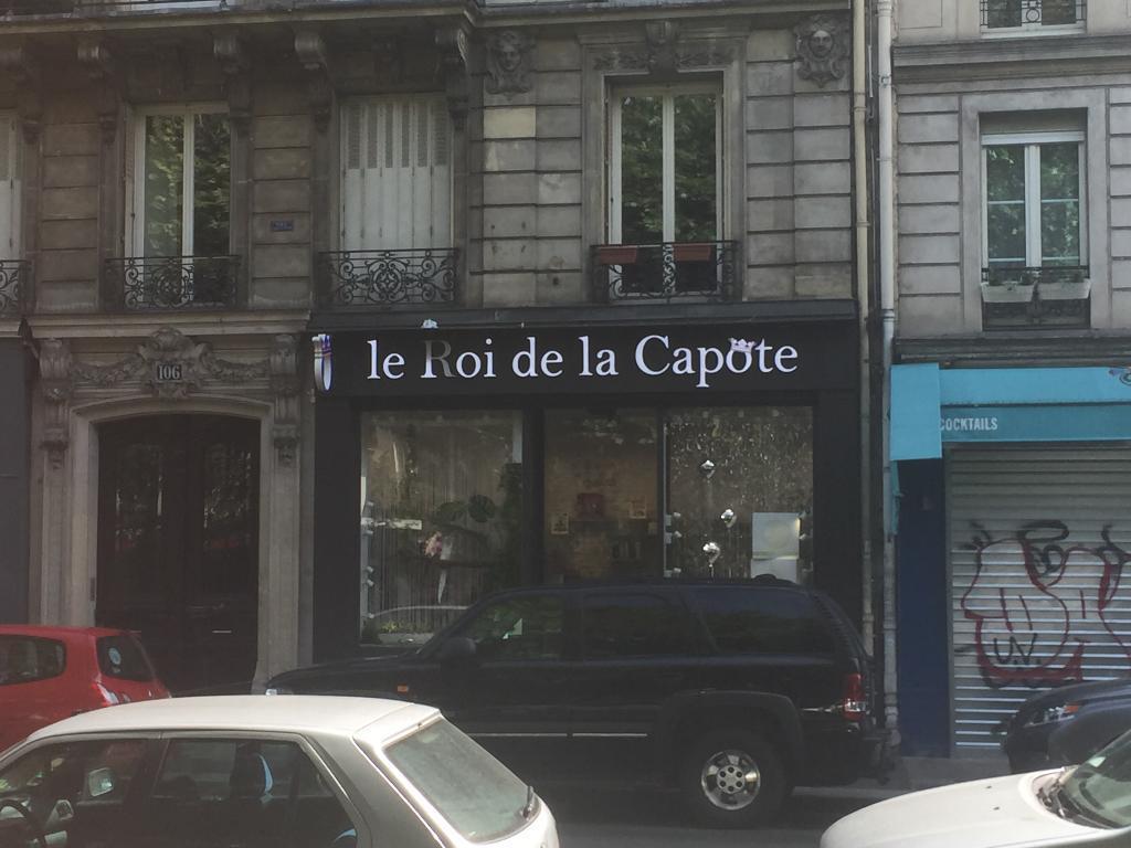 Le roi de la capote parapharmacie 106 boulevard richard for 4 rue richard lenoir 75011 paris france
