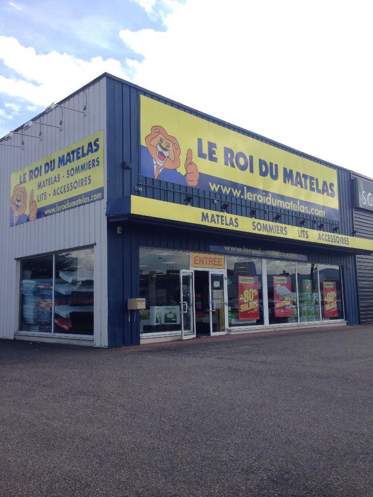 Le roi du matelas literie 2 rue transversale b 67550 vendenheim adresse horaire - Roi du matelas vendenheim ...
