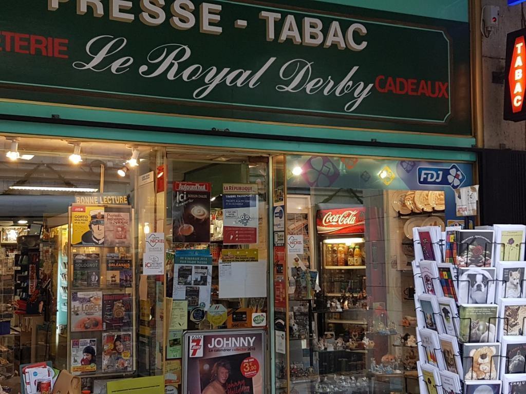 Le royal derby journaux presse et magazines rue royale