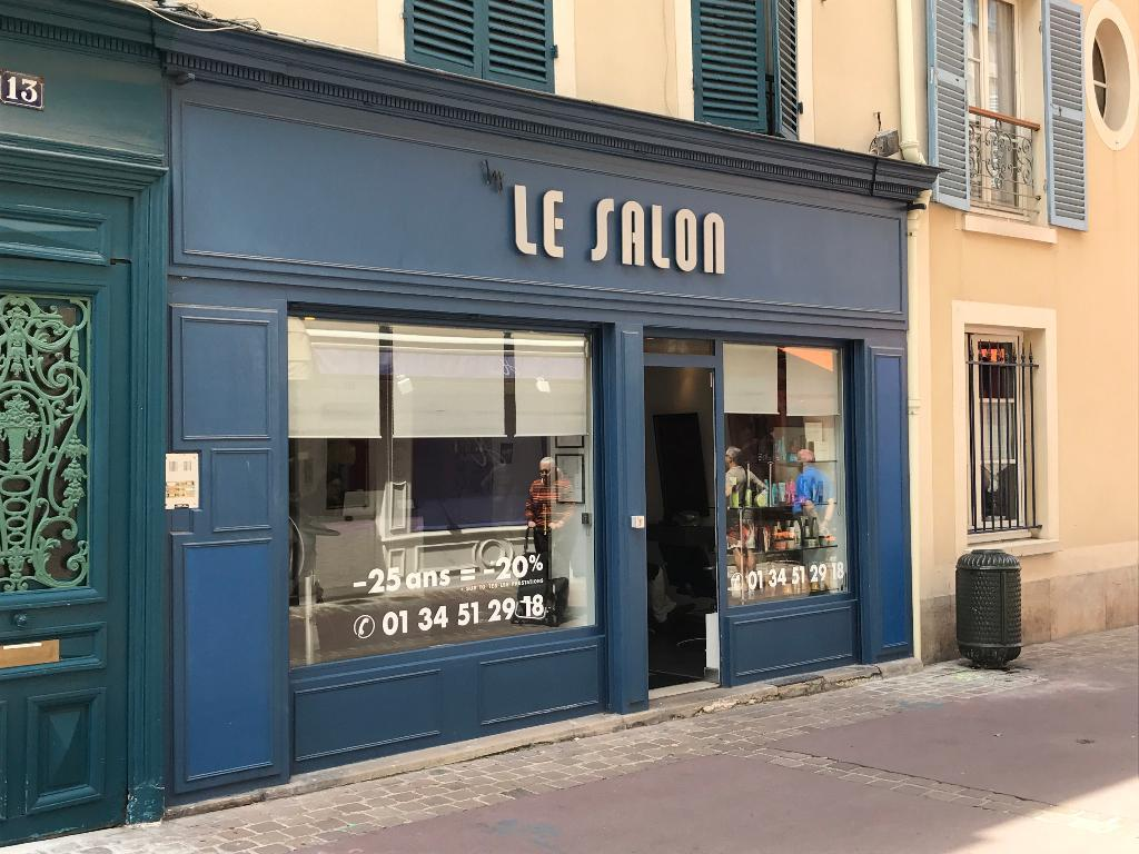 Le salon coiffeur 13 rue louviers 78100 saint germain for Le salon saint germain en laye