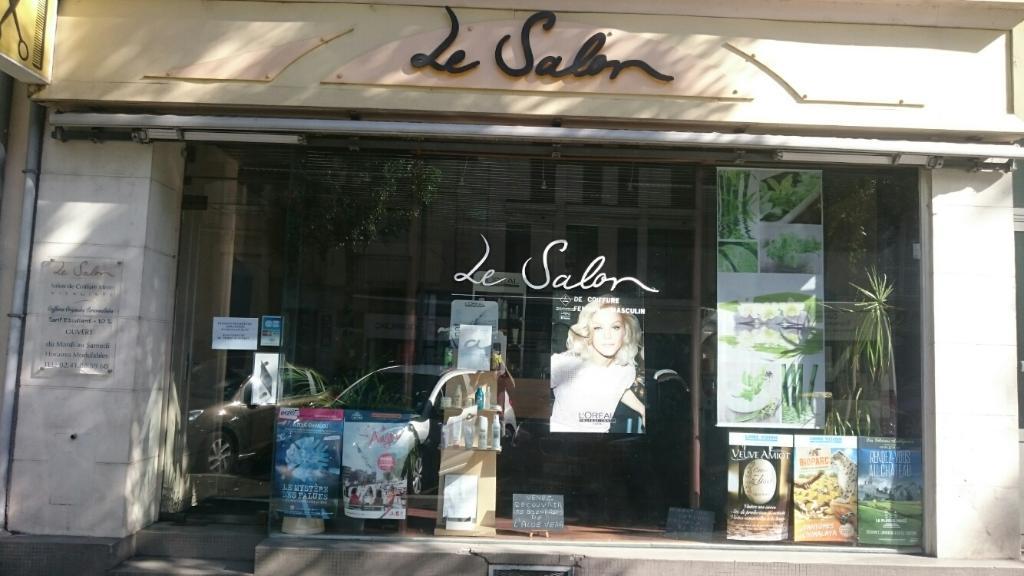 Le salon de coiffure coiffeur 50 rue boisnet 49000 - Salon coiffure angers ...