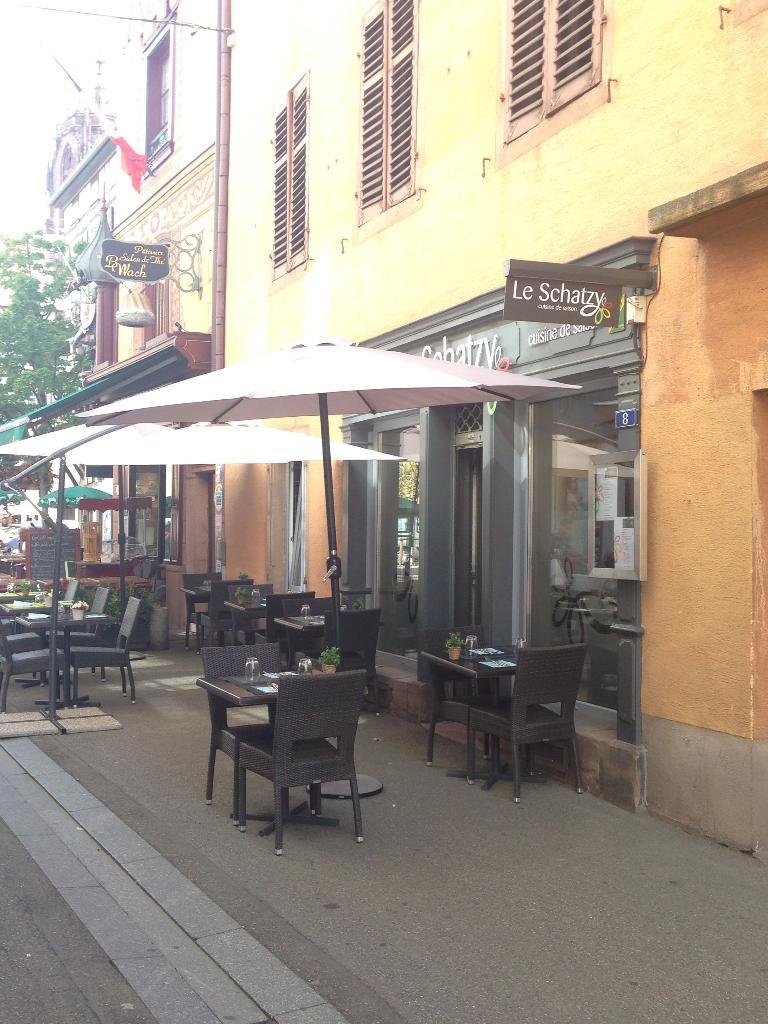 le schatzy restaurant 8 rue chevaliers 67600 s lestat adresse horaire. Black Bedroom Furniture Sets. Home Design Ideas