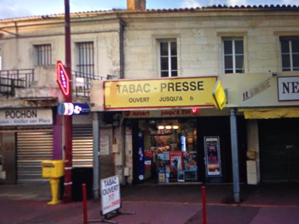 Le Tabac Presse Bureau De Tabac 50 Avenue Pasteur 33600 Pessac