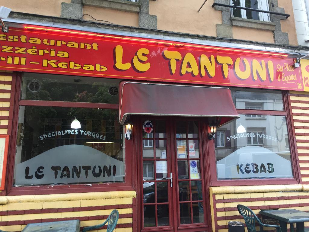 Restaurant Grec Rue Des Dames Rennes