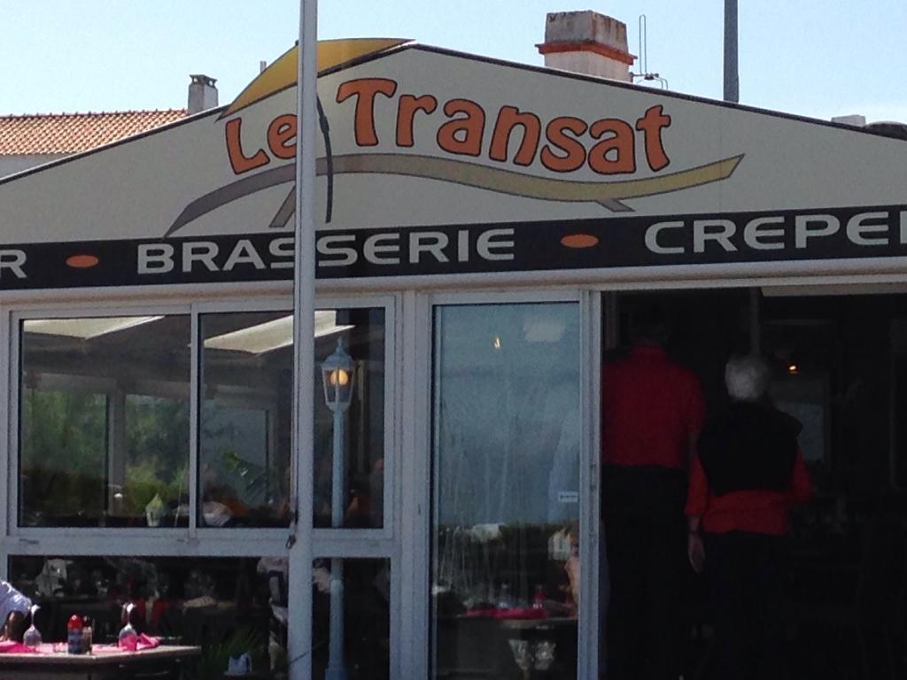Le Transat Restaurant Port De L Herbaudiere 85330 Noirmoutier En