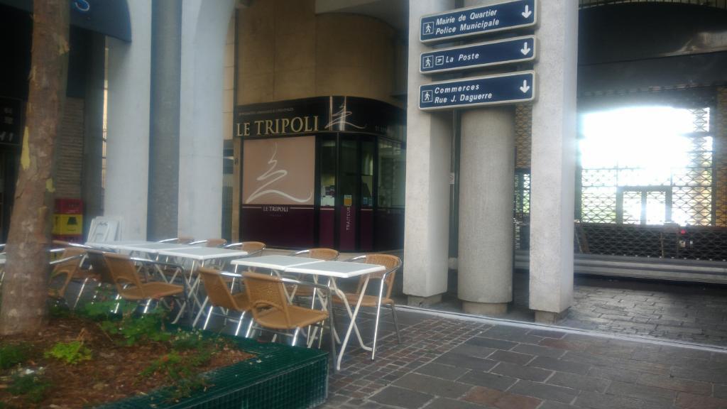 Restaurant  Rue Du Docteur Zamenhof Rueil Malmaison