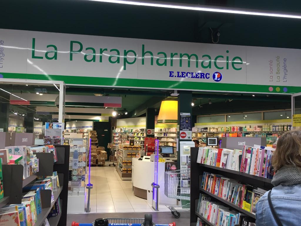 Leclerc Parapharmacie - Supermarché, hypermarché, 1 rue ...