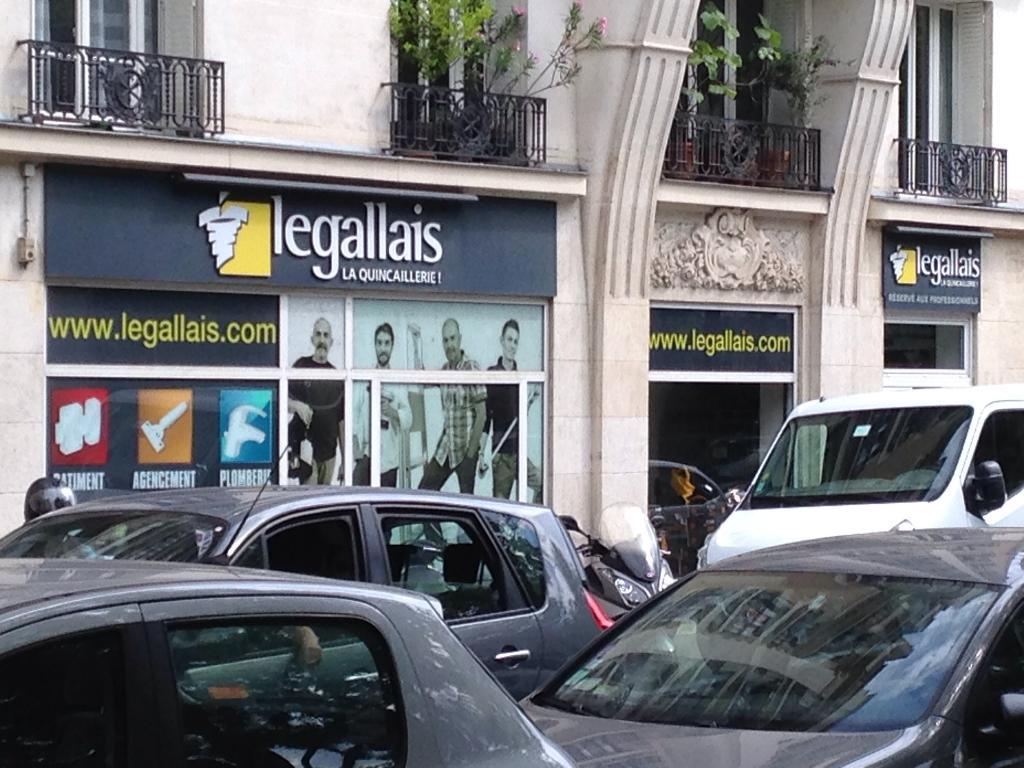 Legallais quincaillerie pour b timent et ameublement 62 boulevard richard lenoir 75011 paris - Quincaillerie paris 15 ...