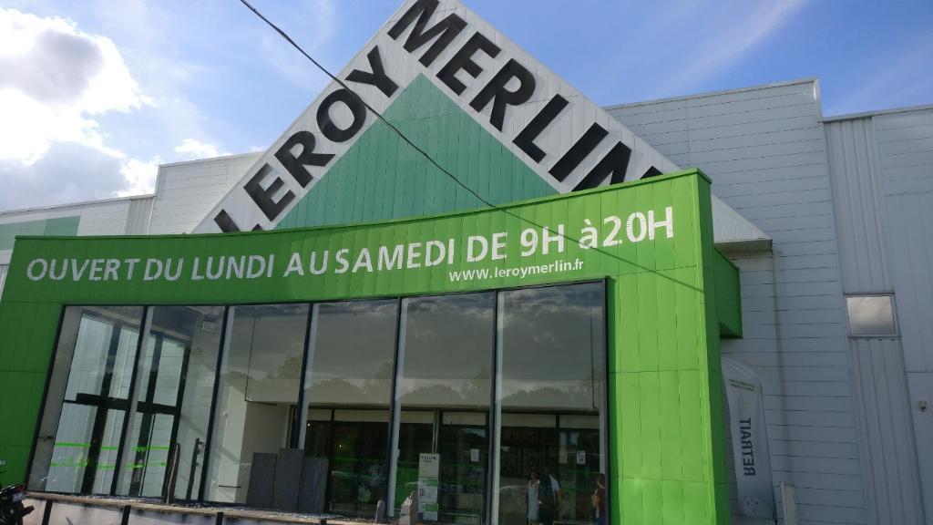 Leroy merlin bricolage et outillage 7 avenue hippodrome - Leroy merlin location materiel ...
