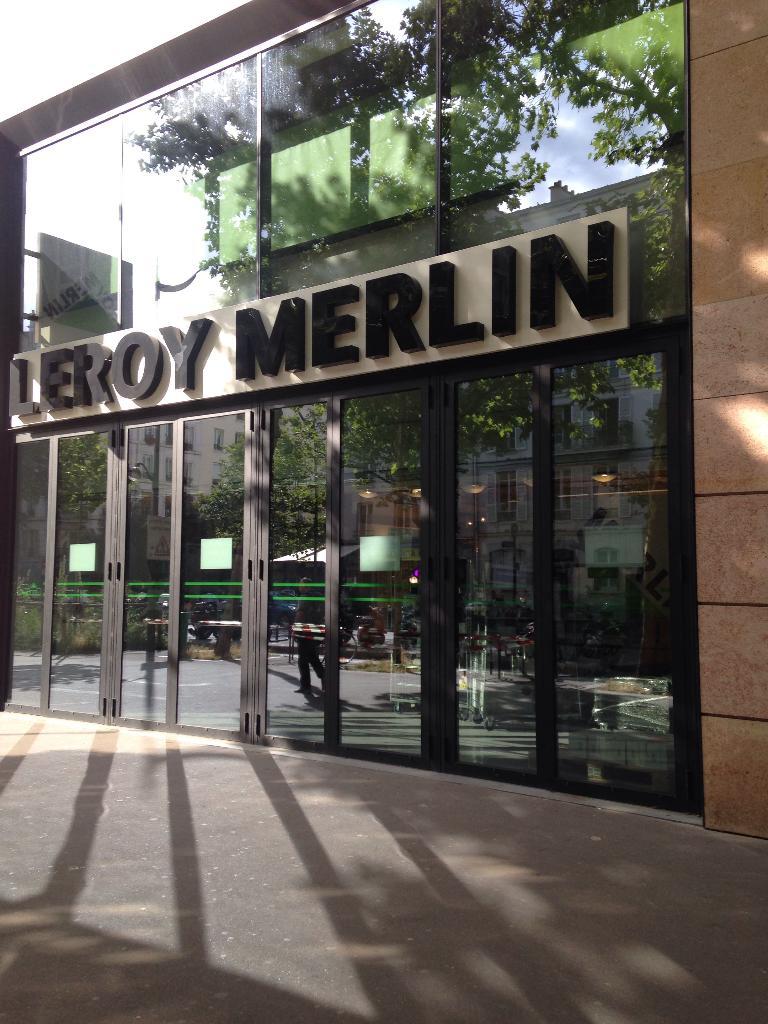 Beautiful roi merlin fr photos - Leroy merlin daumesnil ...