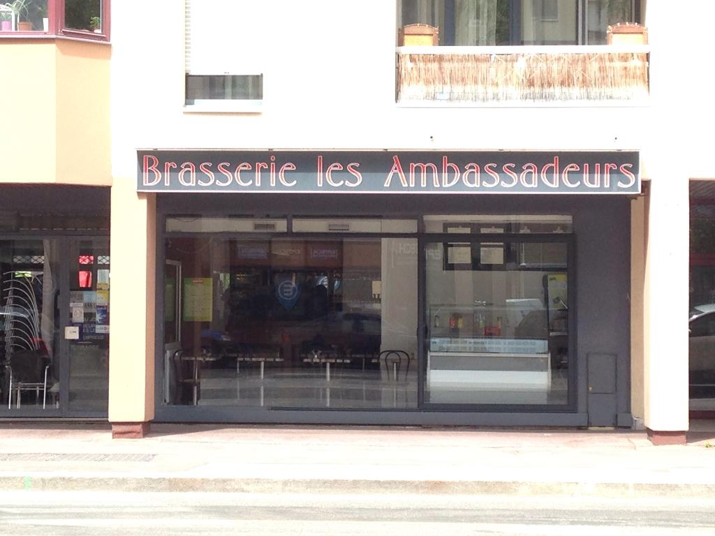 les ambassadeurs restaurant 161 rue paul bert 69003 lyon adresse horaire. Black Bedroom Furniture Sets. Home Design Ideas