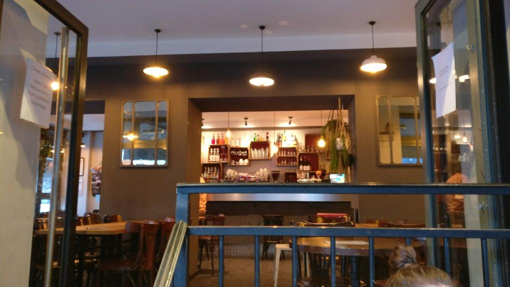 Hauteville Restaurant Paris