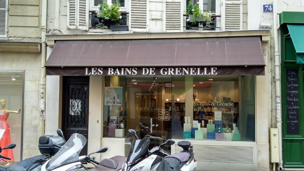 Les bains de grenelle institut de beaut 76 rue de for Les bains paris adresse