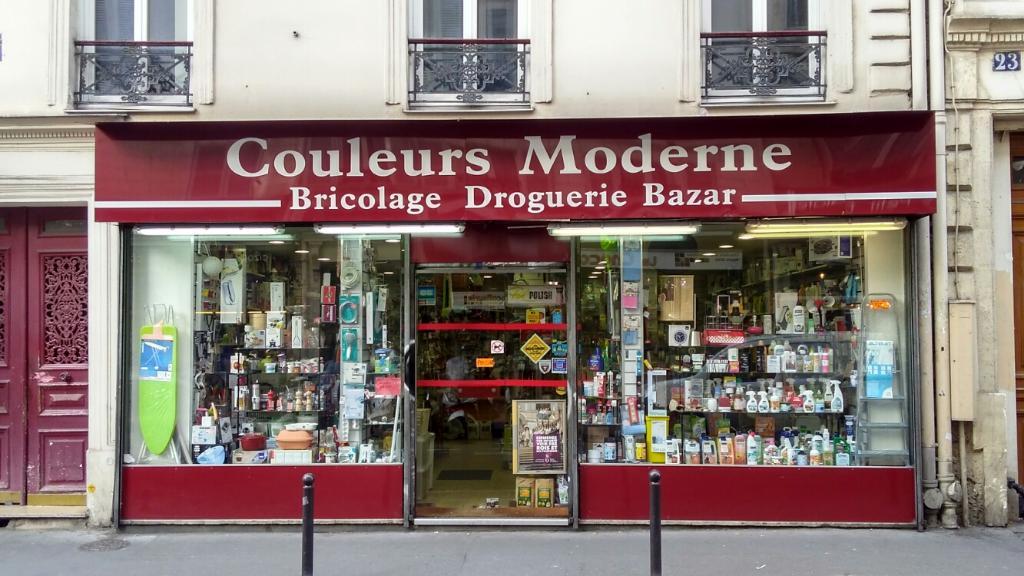 Les couleurs modernes droguerie 21 rue jean pierre for Modern droguerie