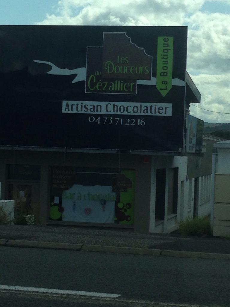 Les douceurs du cezallier chocolatier confiseur 40 avenue aubi re 63800 cournon d 39 auvergne - Garage cournon d auvergne ...