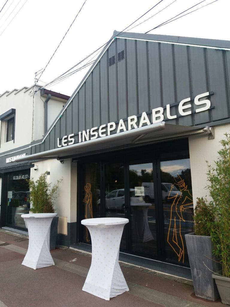 les ins parables restaurant 668 avenue g n ral de gaulle 59910 bondues adresse horaire. Black Bedroom Furniture Sets. Home Design Ideas
