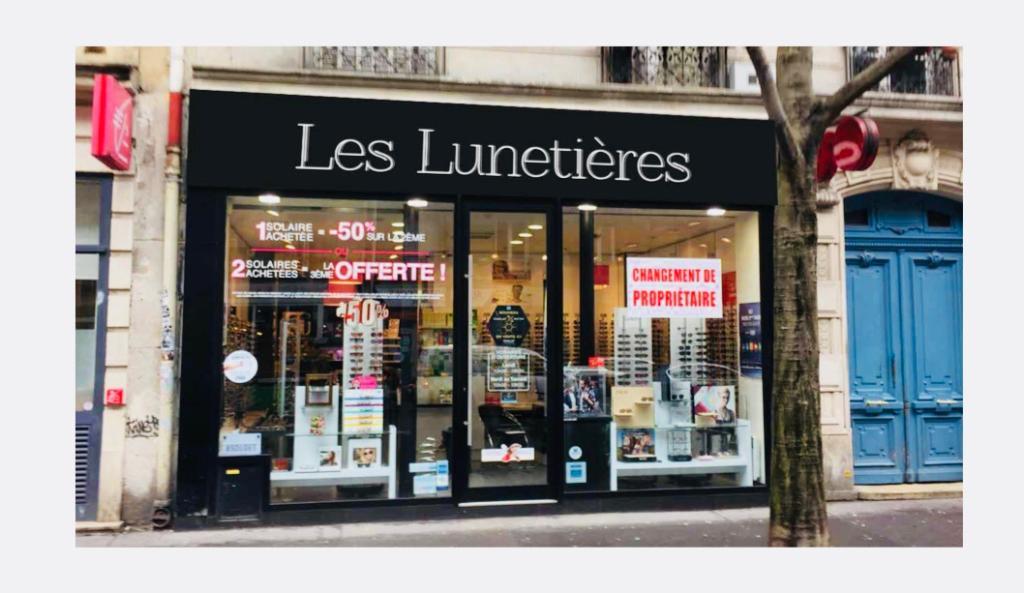 04517626f0f84 Les Lunetières Paris - Opticien (adresse