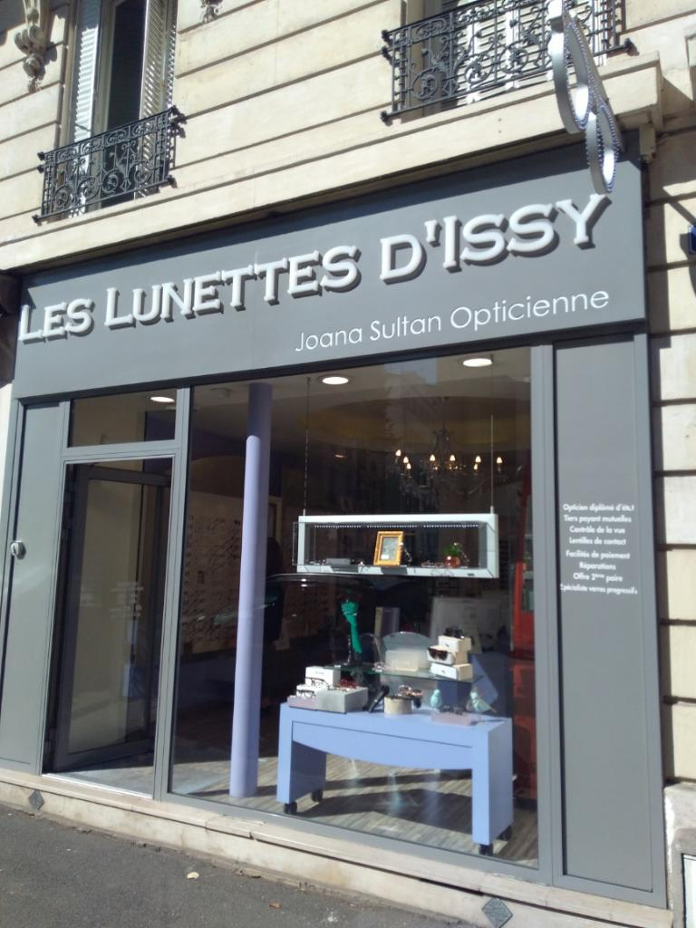 Les Lunettes D Issy Issy les Moulineaux - Opticien (adresse, horaires, avis) 6aee6c0220a1