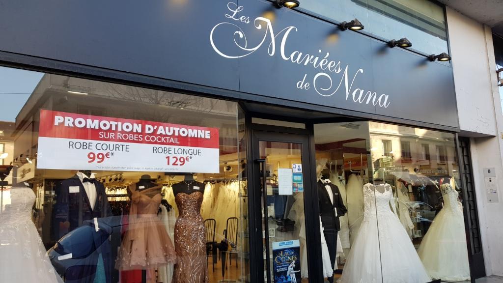 Les Mariées De Nana Tours Robes De Mariée Adresse