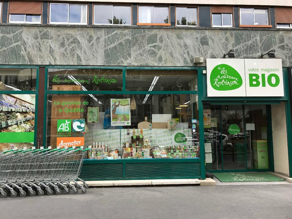 les nouveaux robinson magasin bio 127 avenue jean baptiste cl ment 92100 boulogne billancourt. Black Bedroom Furniture Sets. Home Design Ideas