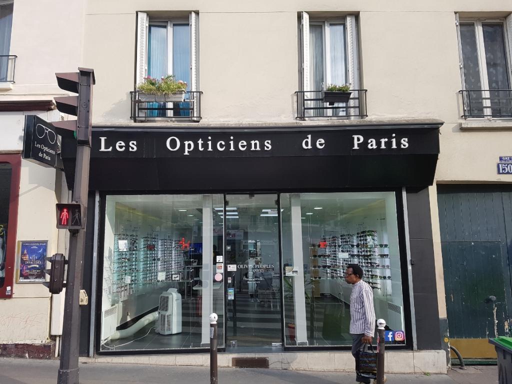 Les Opticiens De Paris. Opticien. 150 rue du Chemin Vert 75011 Paris ba82da7065ef