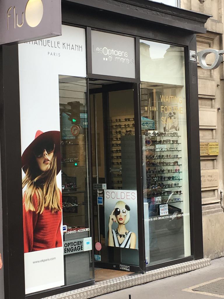 Les Opticiens Du Marais - Opticien, 41 rue Archives 75004 Paris ... 91f9e5bb838b