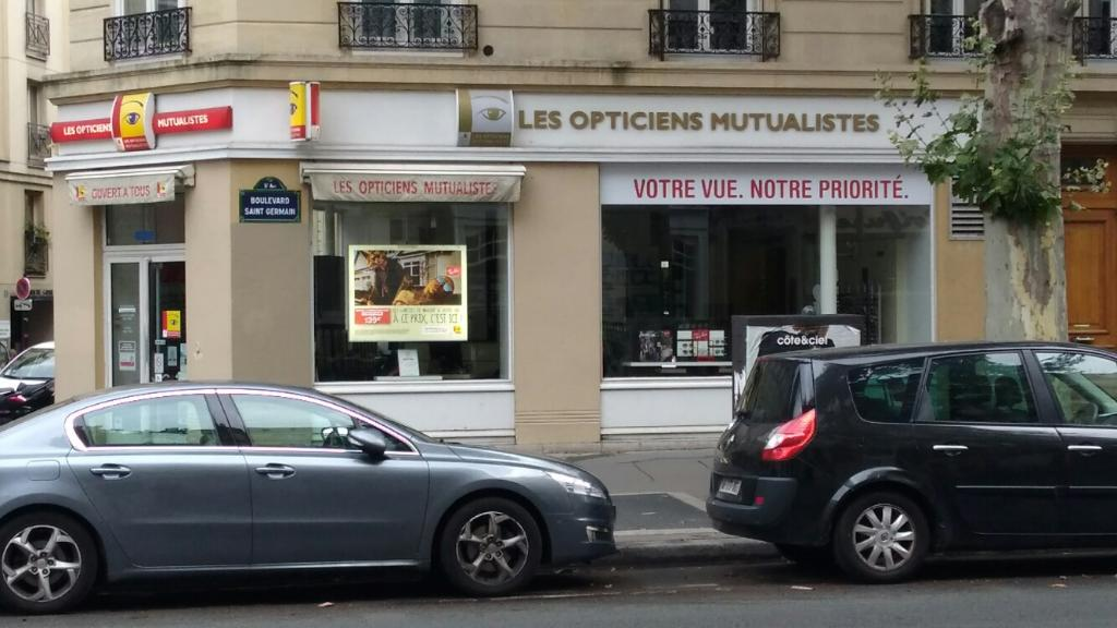 1d824c57fce5cf Les Opticiens Mutualistes - Opticien, 32 boulevard Saint Germain ...