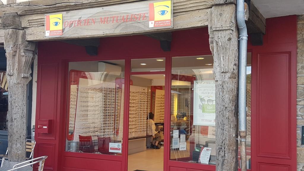 Opticiens Mutualistes, pl Mairie, 35130 La Guerche de Bretagne - Lentilles  de contact (adresse, horaires, avis) a7fdc77db65c