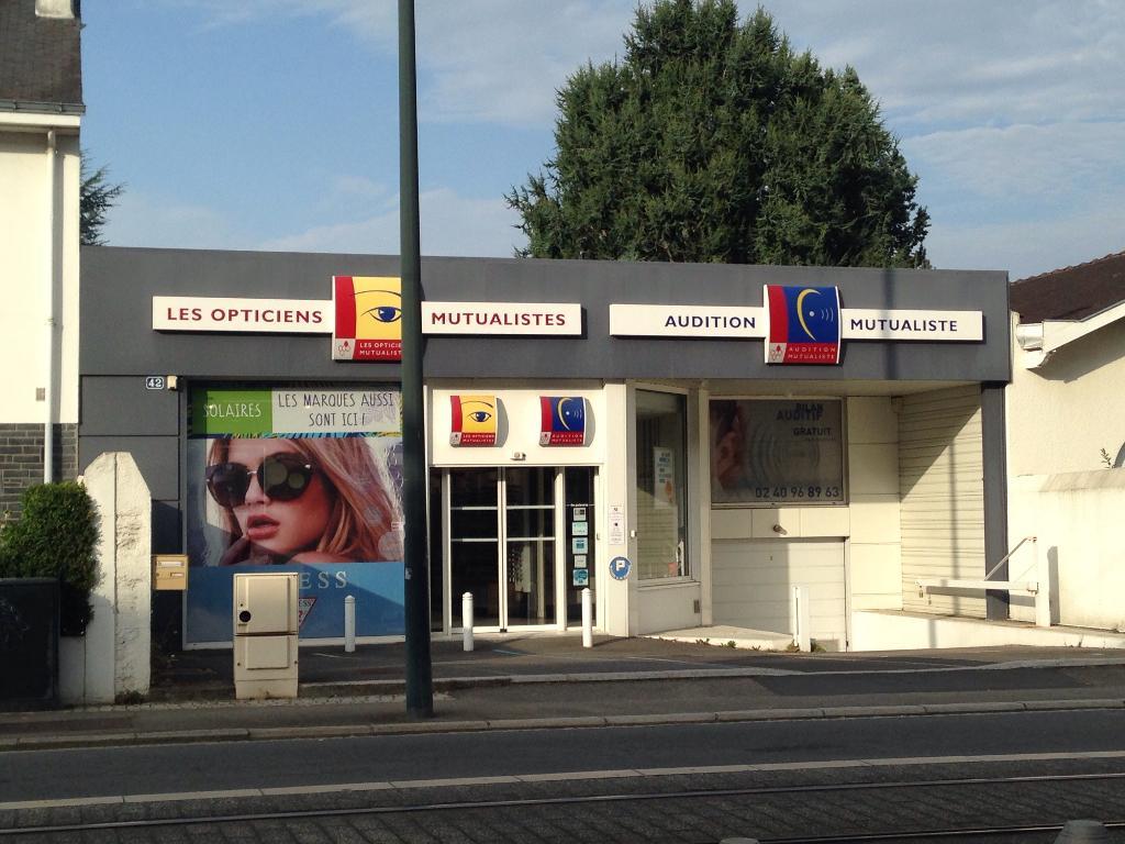 Opticiens Mutualistes - Opticien, 42 route de Vannes 44000 Nantes ... d6d15808c8c1