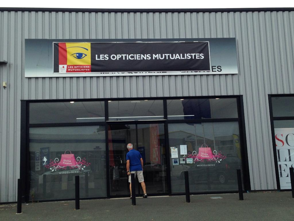 Opticiens Mutualistes - Opticien, 23 boulevard de la Prairie 44150 ... bfa7f19fc555