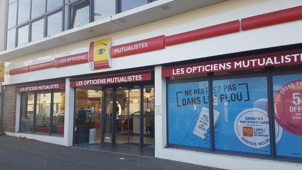 Opticiens Mutualistes - Opticien, 17 boulevard Léon Gambetta 44600 ... c44af81e1f50