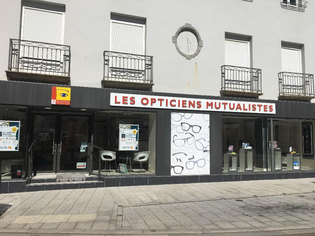 Opticiens Mutualistes - Opticien, 4 place de l Eglise 44260 Savenay ... 0592c0f8afa9