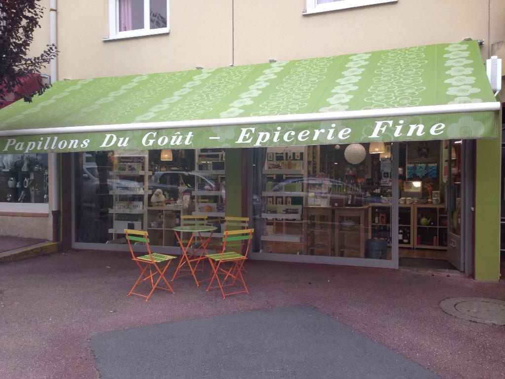 Les papillons du gout picerie fine 5 rue vauban 42350 for Restaurant la talaudiere