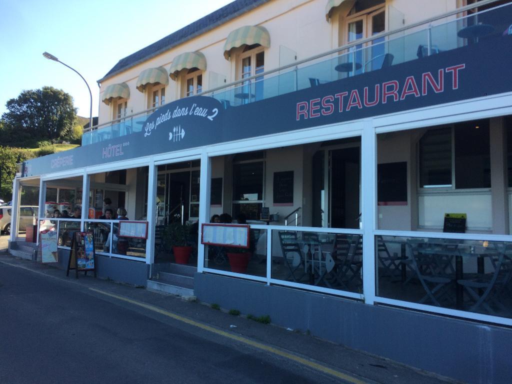 Bon Restaurant Port De La Houle Cancale