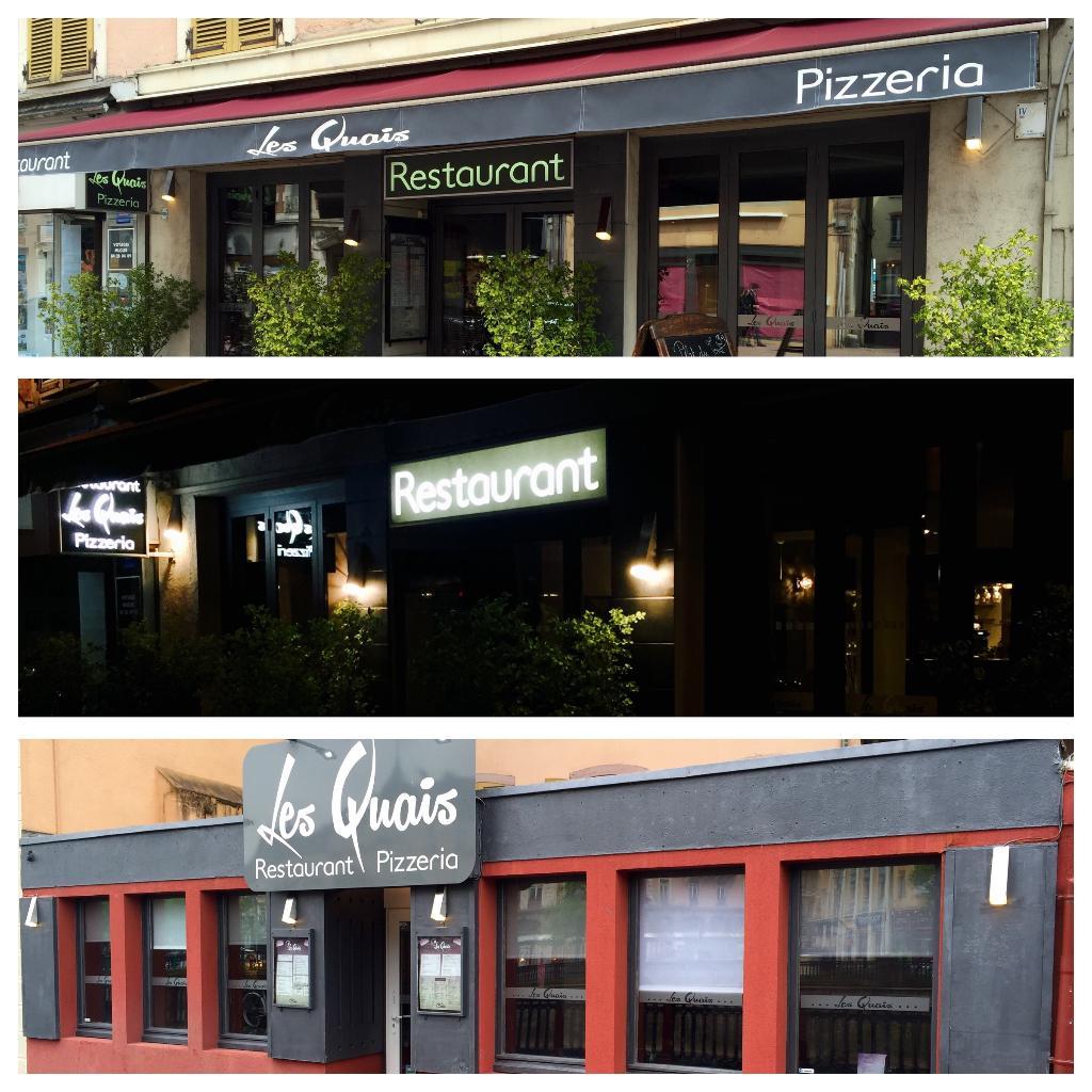 Restaurant Rue Dreyfus Schmidt