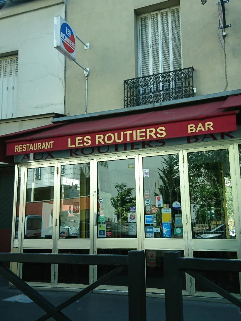 aux routiers restaurant 50 bis rue marx dormoy 75018 paris adresse horaire. Black Bedroom Furniture Sets. Home Design Ideas