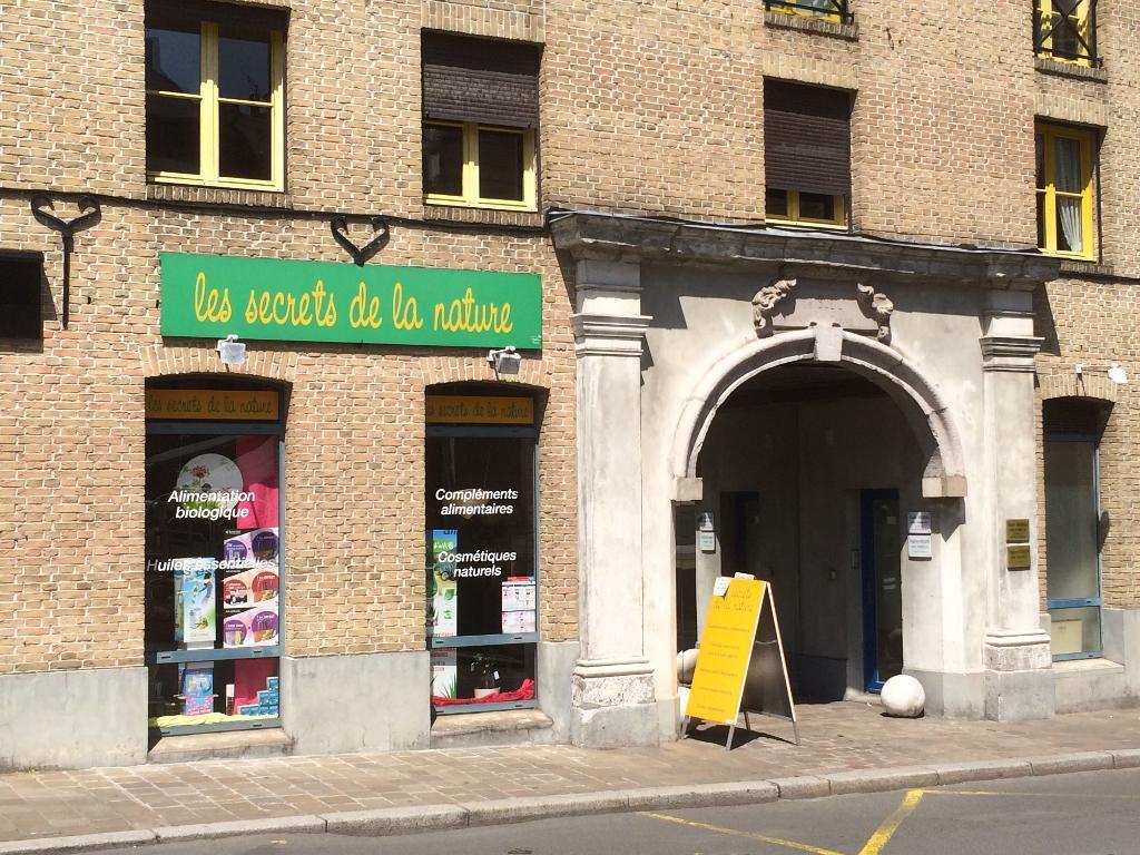 Les secrets de la nature magasin bio 24 place victor - Magasin bio arras ...