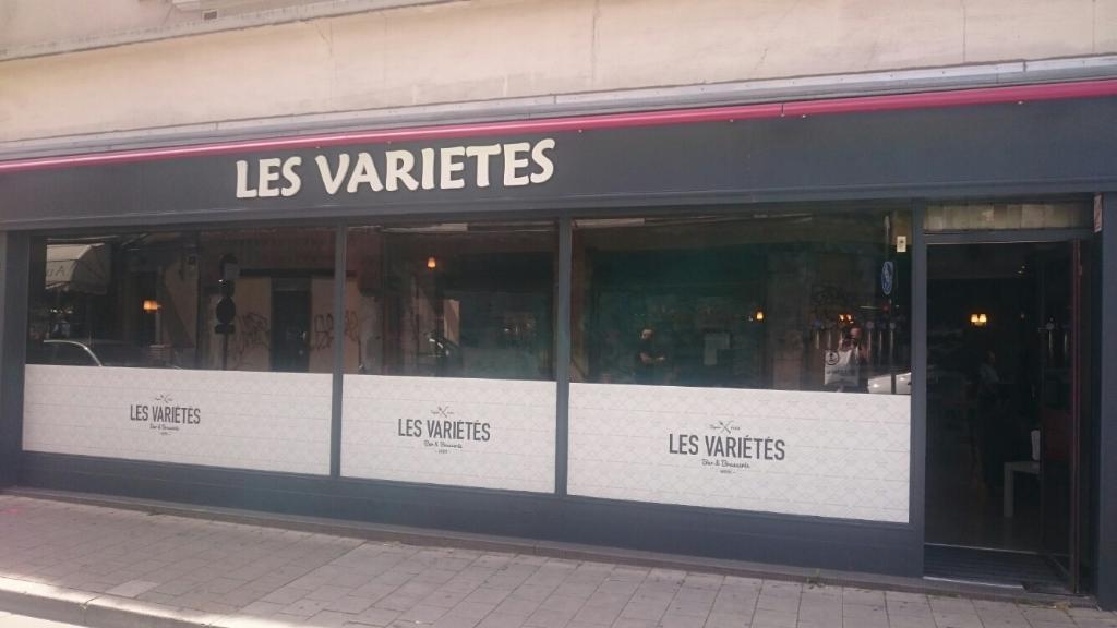 Bar brasserie des vari t s restaurant 33 boulevard du for Horaire castorama angers