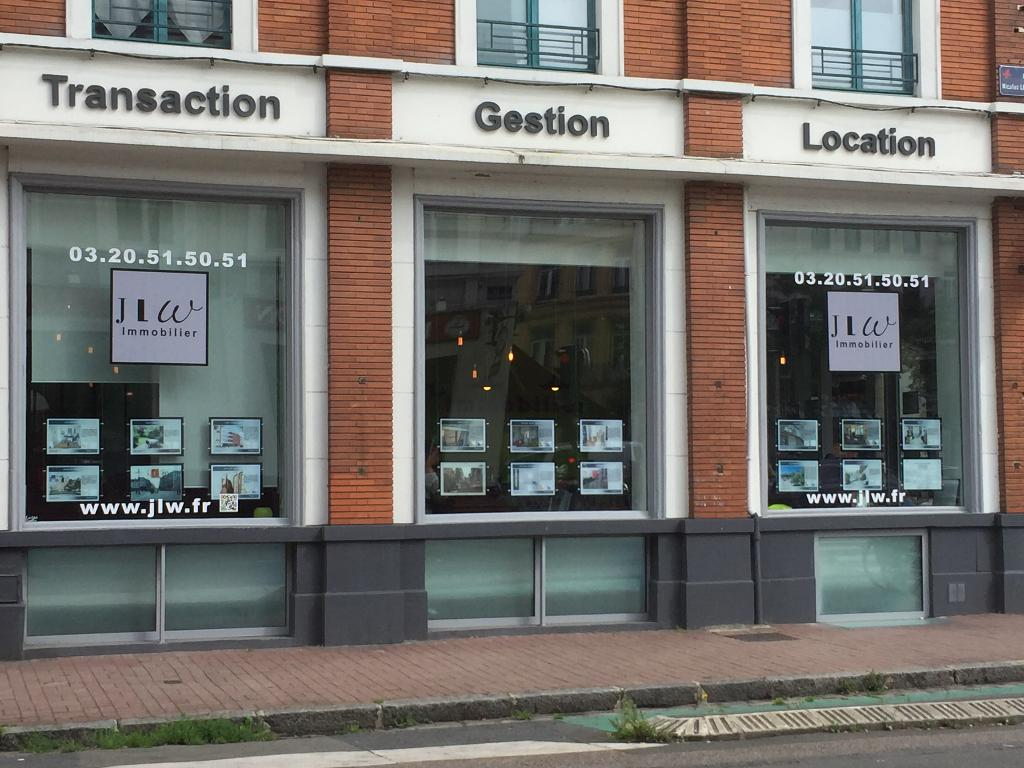 Jlw immobilier r publique agence immobili re 1 place for Agence immobiliere lille