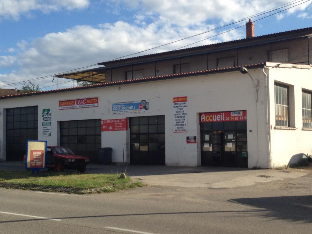 Lgc auto garage automobile 72 grande rue 42520 saint for Garage auto saint nazaire